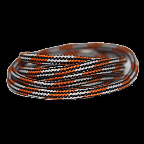 Outdoorveter 5mm Oranje/Lichtgrijs-Zwart (ROL)
