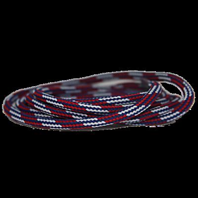 Outdoorveter 5mm Rood/Wit-Blauw (ROL)