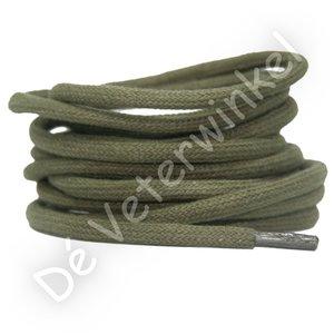 Rond 5mm katoen Groen (KL.P029) ROL